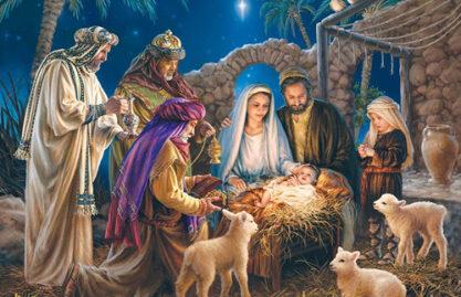 Novena de Natal – Quinto ao nono dia