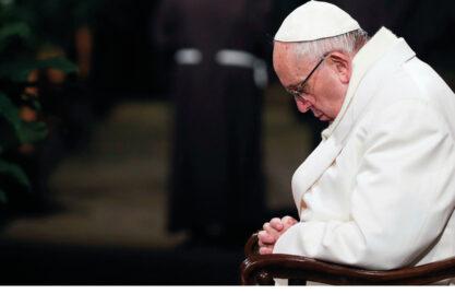 A oração transforma a inquietude em disponibilidade