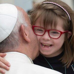 Dia da Síndrome de Down, o Papa: cada criança é um dom