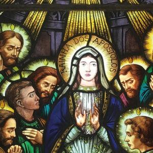 Maria, a Rainha dos Apóstolos