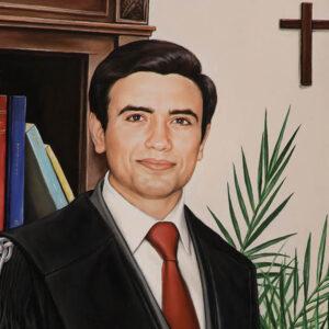 Um juiz sob a tutela de Deus