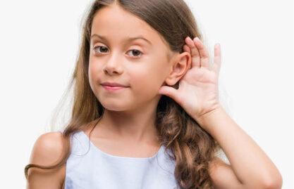 Dúvidas frequentes sobre a audição na infância